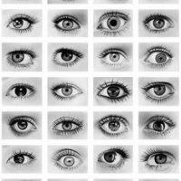 Veidoskaita akys